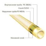 Труба для поверхностного отопления TECEflex PE-MDXc/EVOH/PE-MDXc. D20x2,8 мм, бухта 200 м